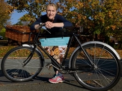 What it's like to...run a bakery from your home: Biking her way to tasty success