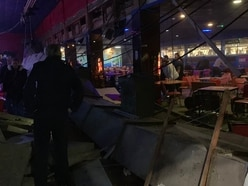 People injured after roof collapses at Pontins resort
