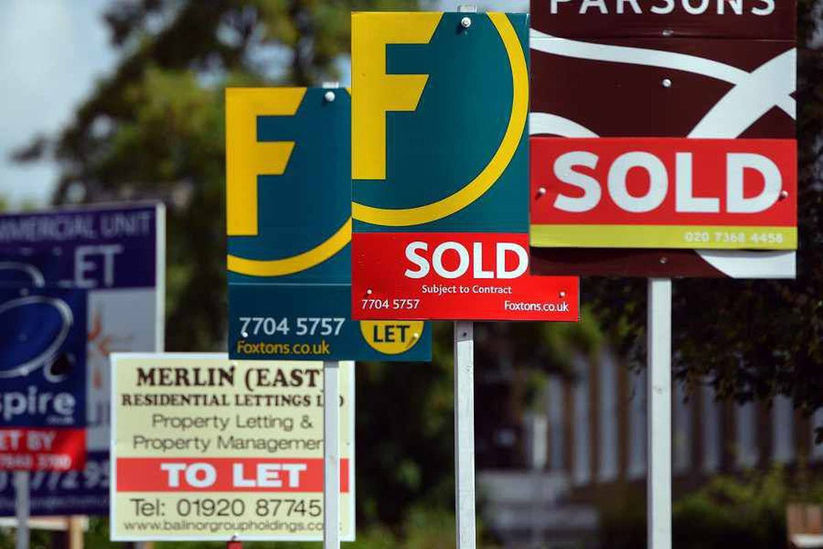 Average UK house price is just over £232,000
