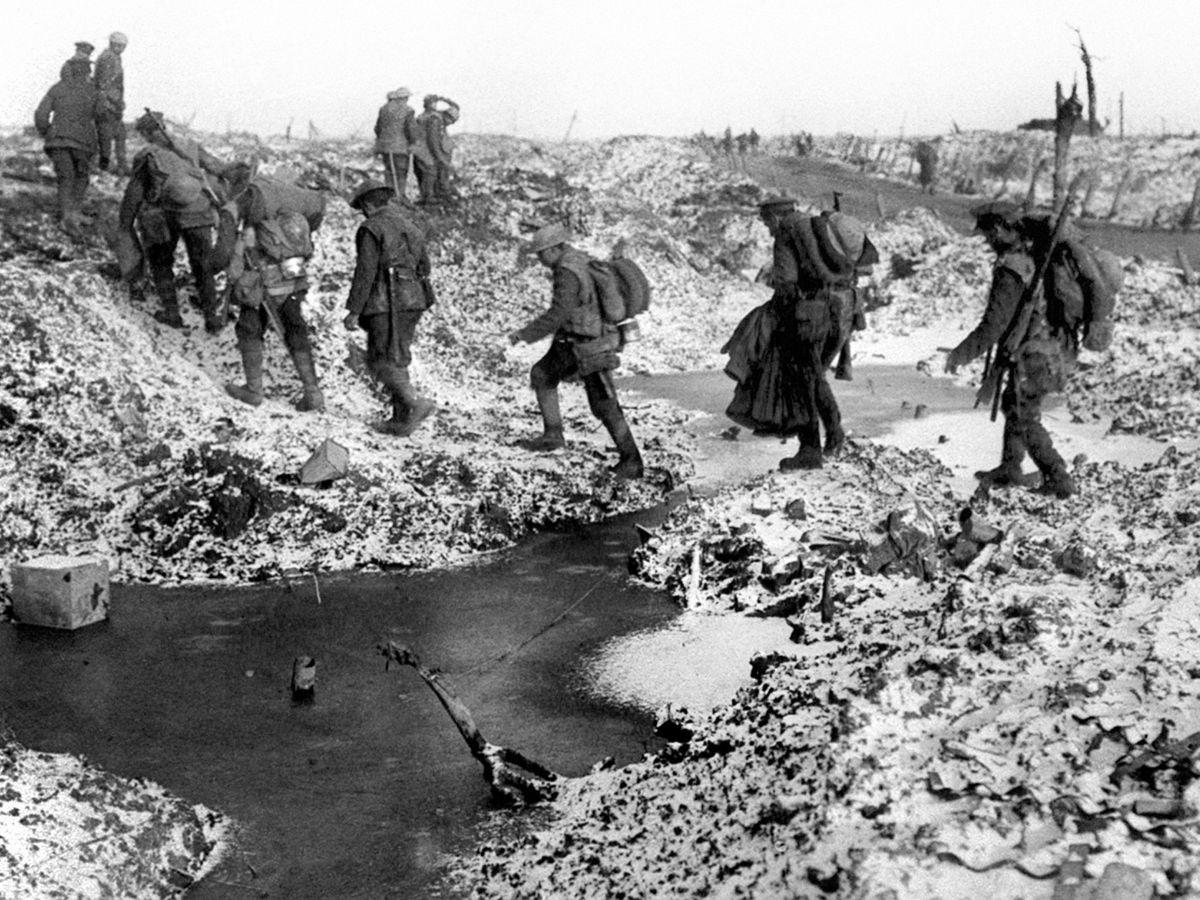 War by Blunders