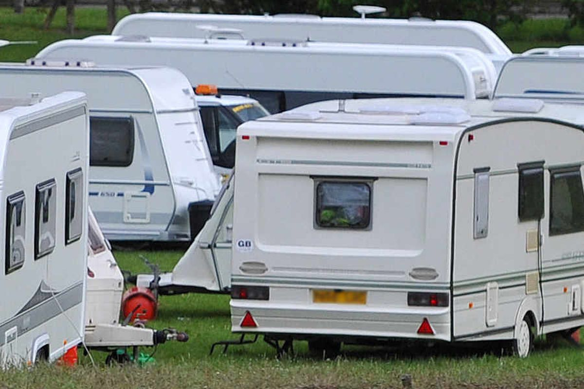 2,600 protest over Darlaston travellers site plan
