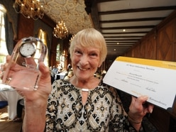 More than 100 volunteers honoured for dedication to Compton Care