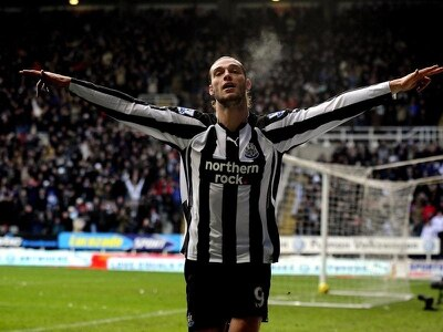 Newcastle's Carroll singing from a more mature hymn sheet later in his career