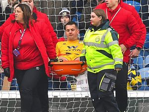 Villa keeper Tom Heaton is finally ready to return after being injured on New Year's Day