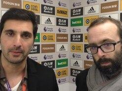 Wolves 0 Brighton 0 - Matt Maher and Nathan Judah analysis - WATCH
