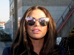 Katie Price due in court to face charges of shouting abuse at school
