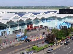 1,500-body mortuary being built at Birmingham Airport amid coronavirus outbreak