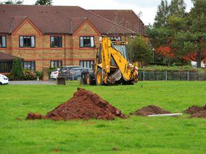 The site off Northwood Park Road in Bushbury, Wolverhampton