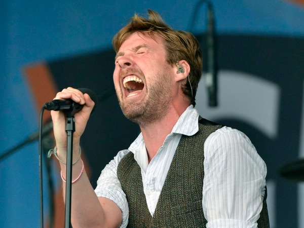 Kaiser Chiefs, Wolverhampton Racecourse - review with pictures