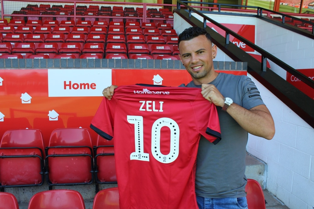 "Zeli Ismail: ""It Feels Really Good to Be Back"""