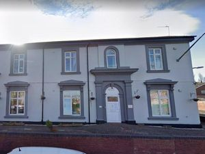 Selborne Mews in Smethwick has been rated inadequate. Photo: Google