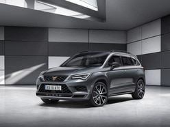 The Cupra Ateca is the first car from Seat's performance sub-brand