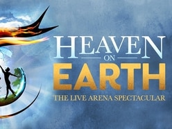 Heaven on Earth - due to come to Birmingham - cancelled