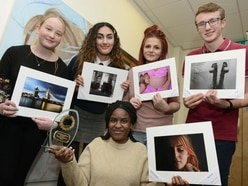 Young photographers honoured at awards ceremony