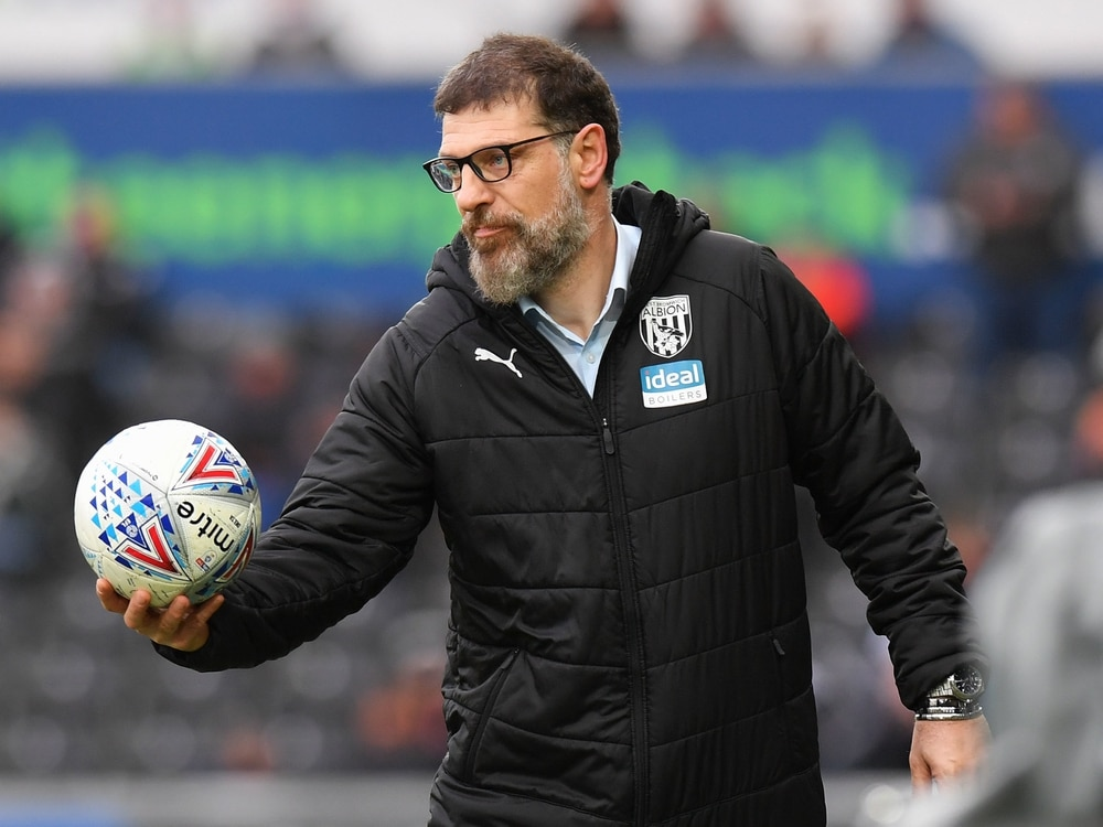 Slaven Bilic: West Brom always wanted to play   Express & Star
