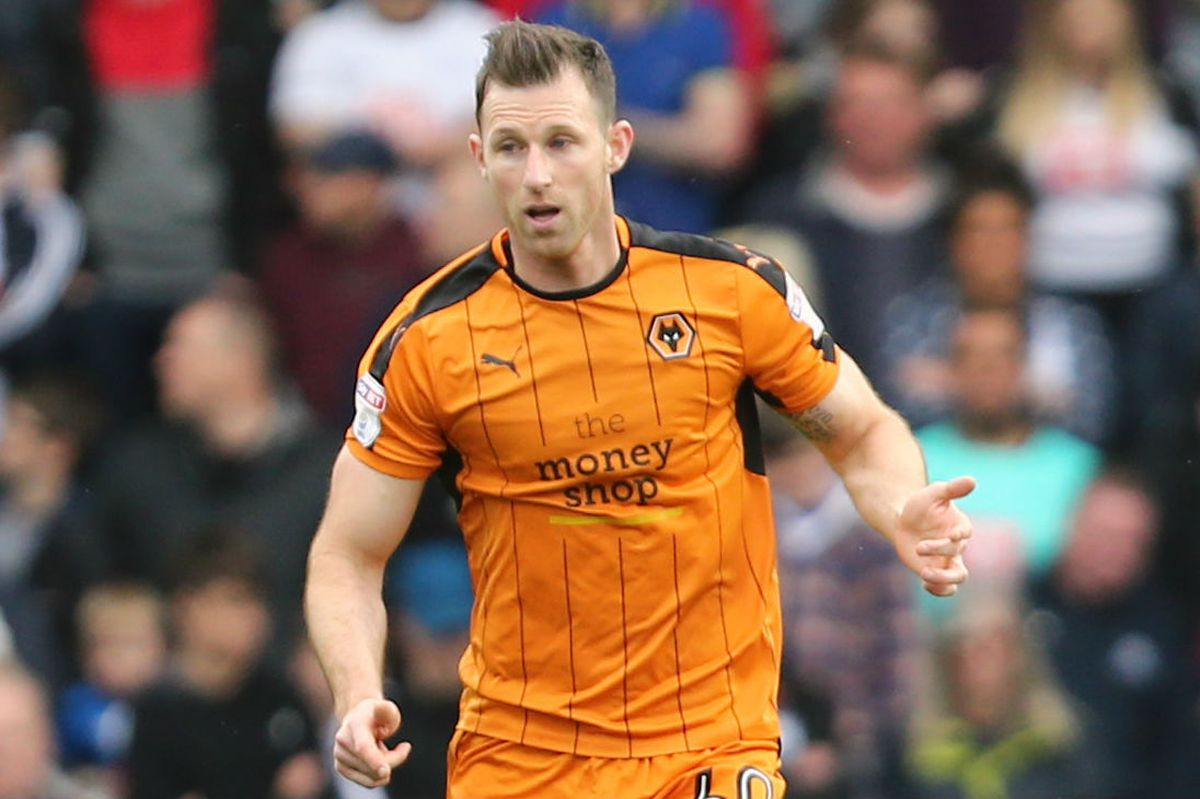 Ex-Wolves man Mike Williamson (© AMA SPORTS PHOTO AGENCY)
