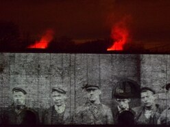 Black Country history bought to life through light and sound - with pictures