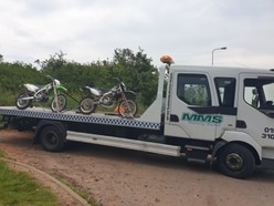 Off-road bikes seized by police in Stourton crackdown