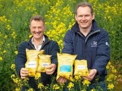 Crisp producer lines up partnership with retailer