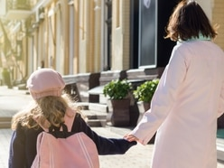 Step out and get walking to school, says Diane Davies