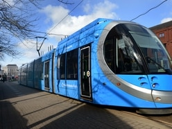 A41 tram crash causes disruption on West Midlands Metro