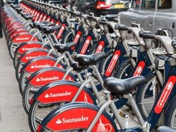 Boris bikes set for spring roll out