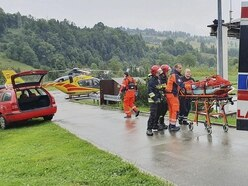 Four dead and more than 30 hurt by lightning strikes in Poland