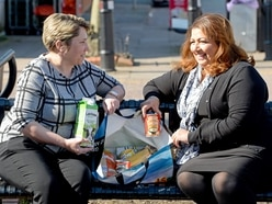 Urgent plea for food donations by Wolverhampton community group
