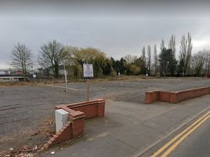 New Cross car park in Wolverhampton Road, Heath Town. Photo: Google Maps