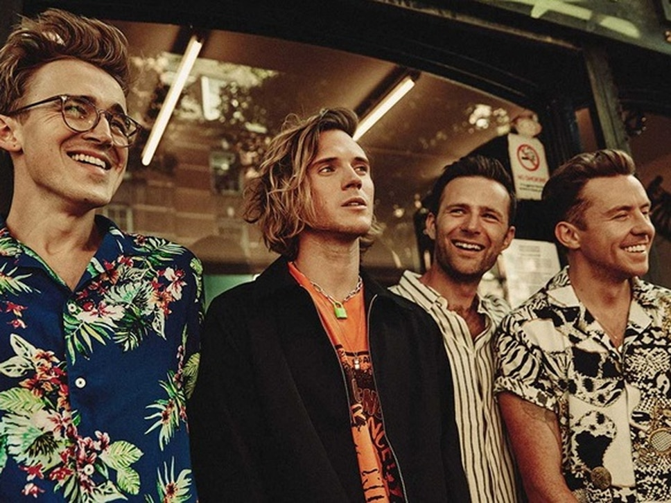 McFly to bring comeback tour to Birmingham