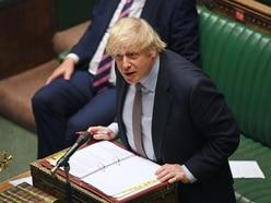 Johnson defends his response to coronavirus crisis as death toll passes 50,000