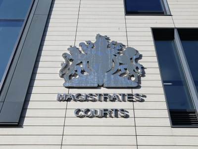 Backlog of crime cases in magistrates' courts highest on record