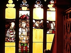 Tragic story of mysterious and magnificent windows