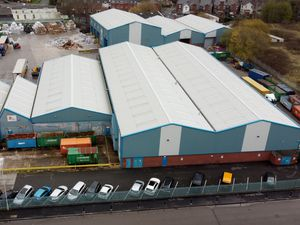 WALSALL COPYRIGHT EXPRESS&STAR TIM THURSFIELD-09/12/20.Packaging group DS Smith, Rose Hill, Willenhall. They have their latest results out on Thursday. .JOHN CORSER REQUEST..