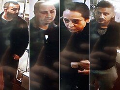 Police release CCTV images after Kidderminster jewellery shop theft