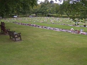 People visiting Bushbury Cemetery are being warned not to leave vehicles unlocked following a recent spate of thefts. Photo: Google Maps