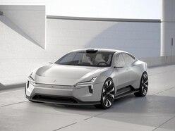 Polestar's striking Precept concept showcases sustainable future