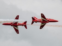 RAF Cosford Air Show: Relive the thrilling highlights - PICTURES and VIDEO