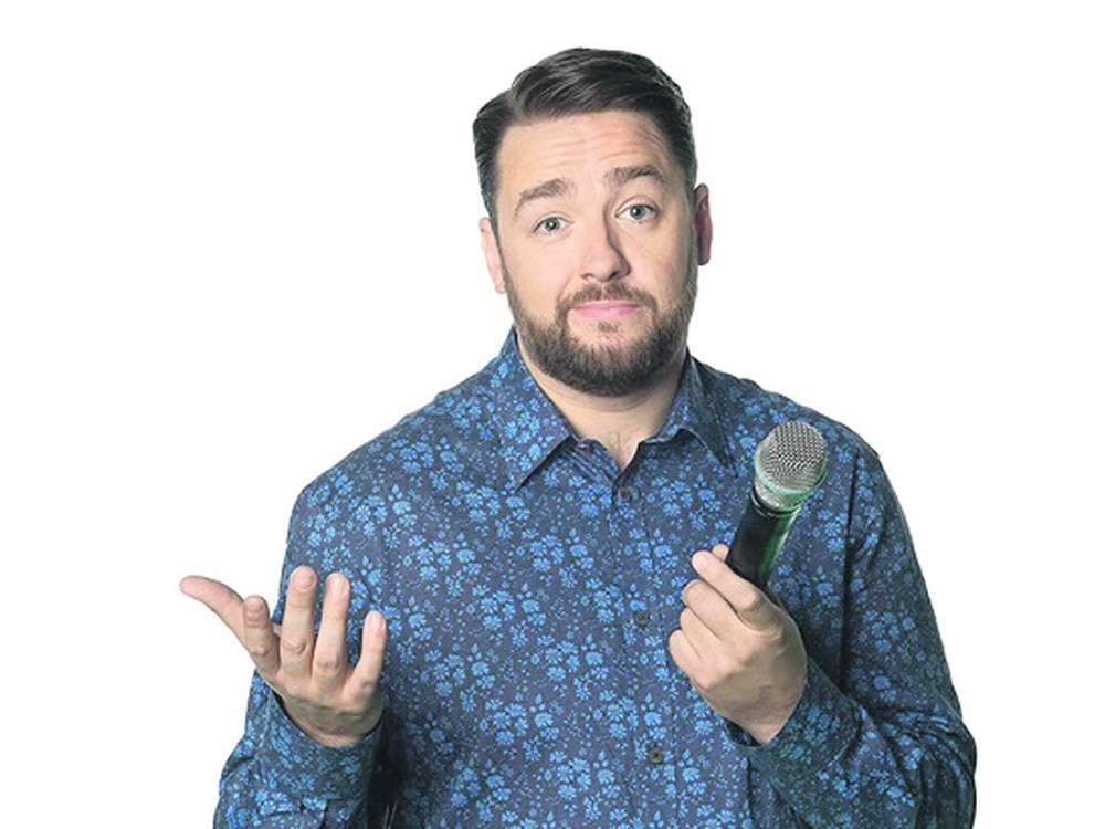 Jason Manford to play Dudley shows