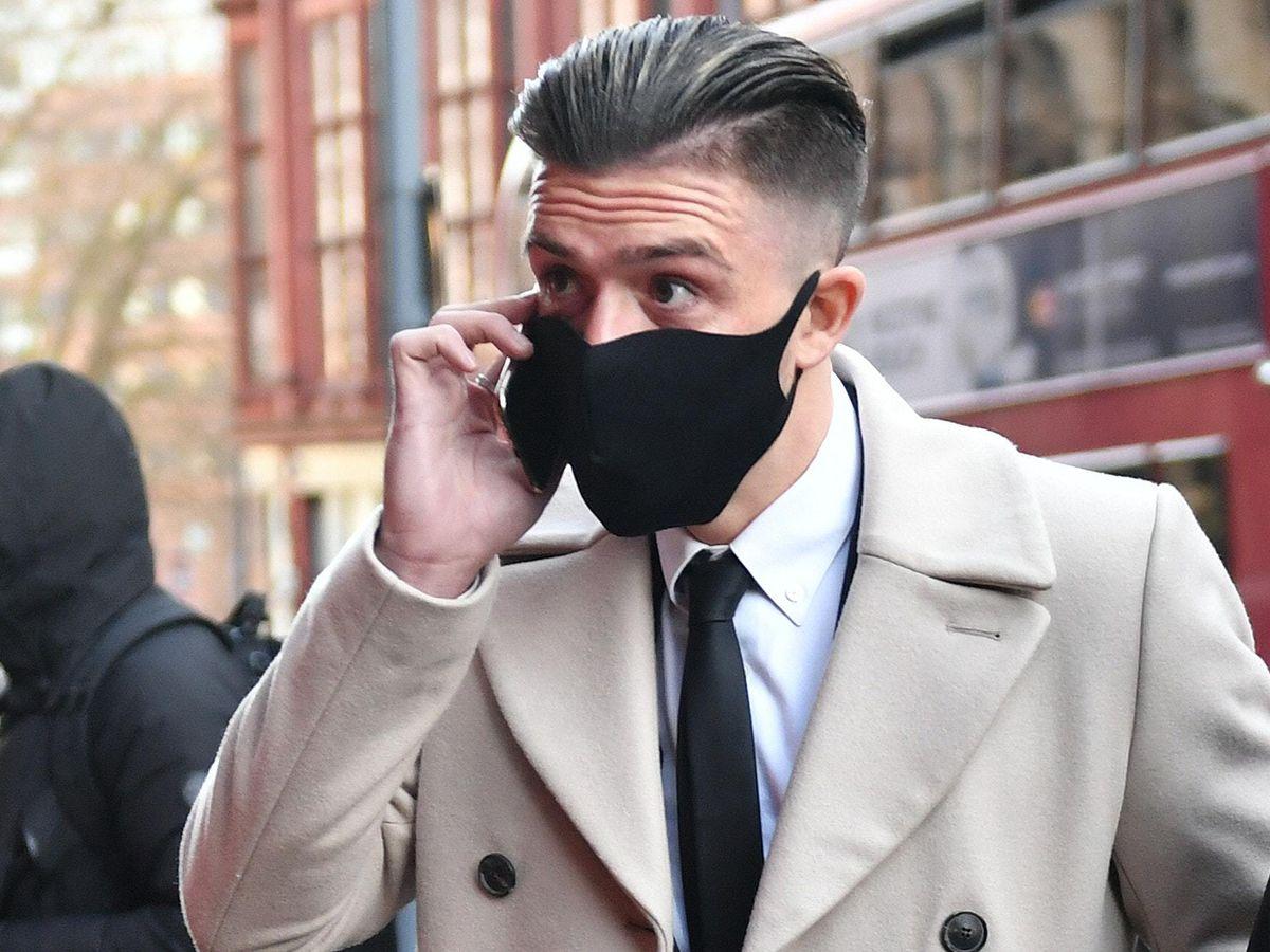 Aston Villa Captain Jack Grealish Handed Nine-Month Driving Ban