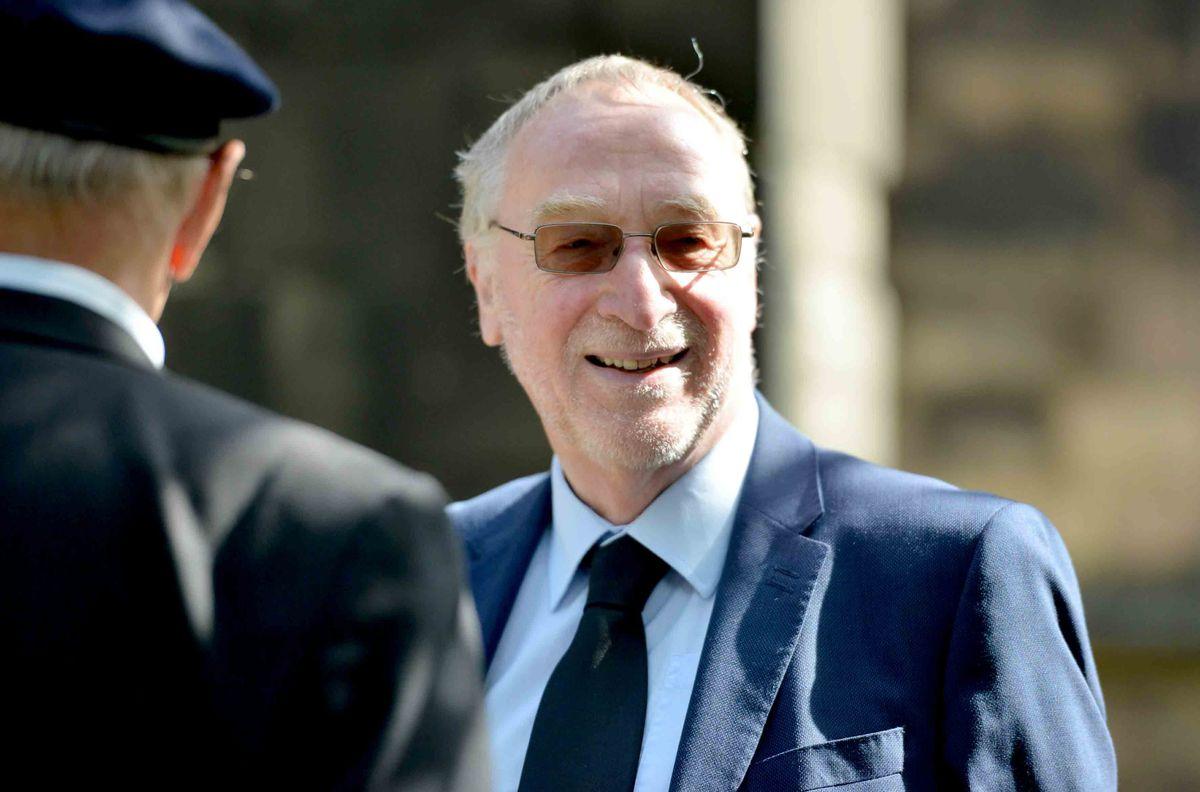 Former Sandwell MP Adrian Bailey made an unsuccessful bid to return to local politics