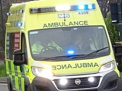 Arrests after two police officers injured by car in Stafford