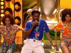 Wiggle, wine and smile: Donchez Dacres ready for Britain's Got Talent final