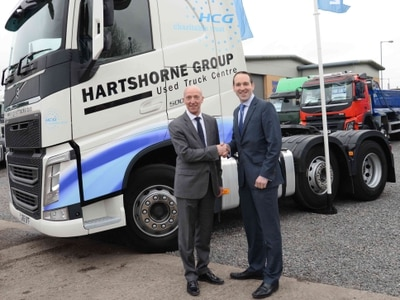Hartshorne Group opens new £3m Volvo centre in Walsall