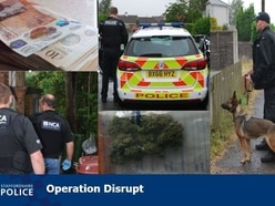 100 arrested as part of new police operation in Staffordshire