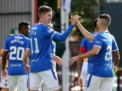 'This is where I want to be' – Jordan Jones happy to take his chance at Rangers