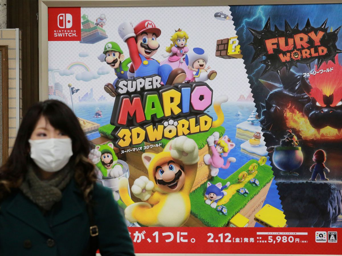Nintendo Switch sales surge during holidays, overtakes 3DS in lifetime sales