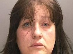 Woman labelled 'raging beast' jailed after street violence