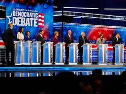 Democrats squabble over healthcare in latest primary debate