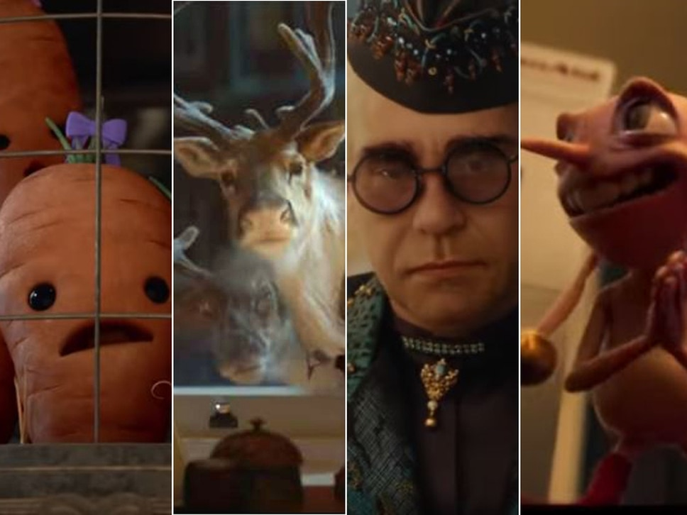 Watch and vote: Which is your favourite Christmas TV advert?